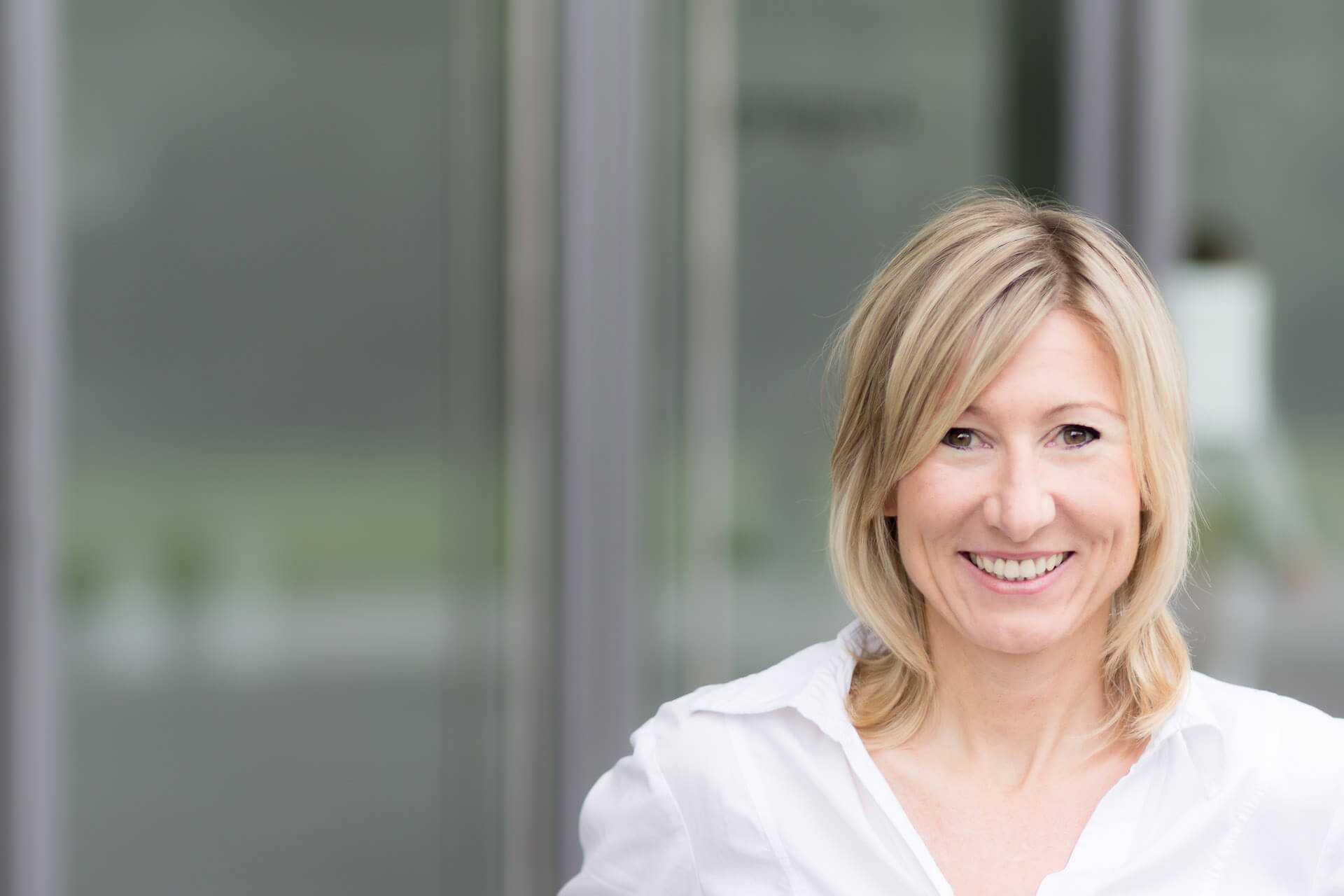 Businessportrait: Tanja